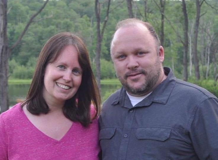 Kevin and Amy Riordan