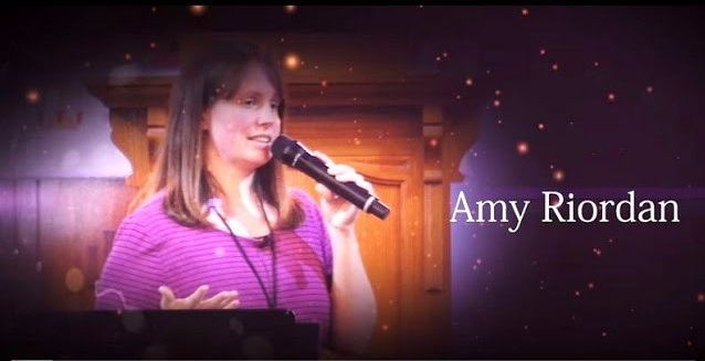 Amy Riordan - Free Indeed Ministries