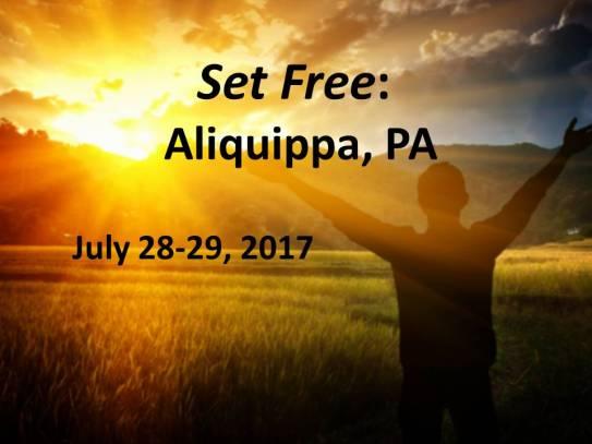 Set Free Aliquippa PA