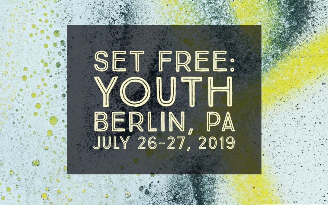 Set Free Youth logo