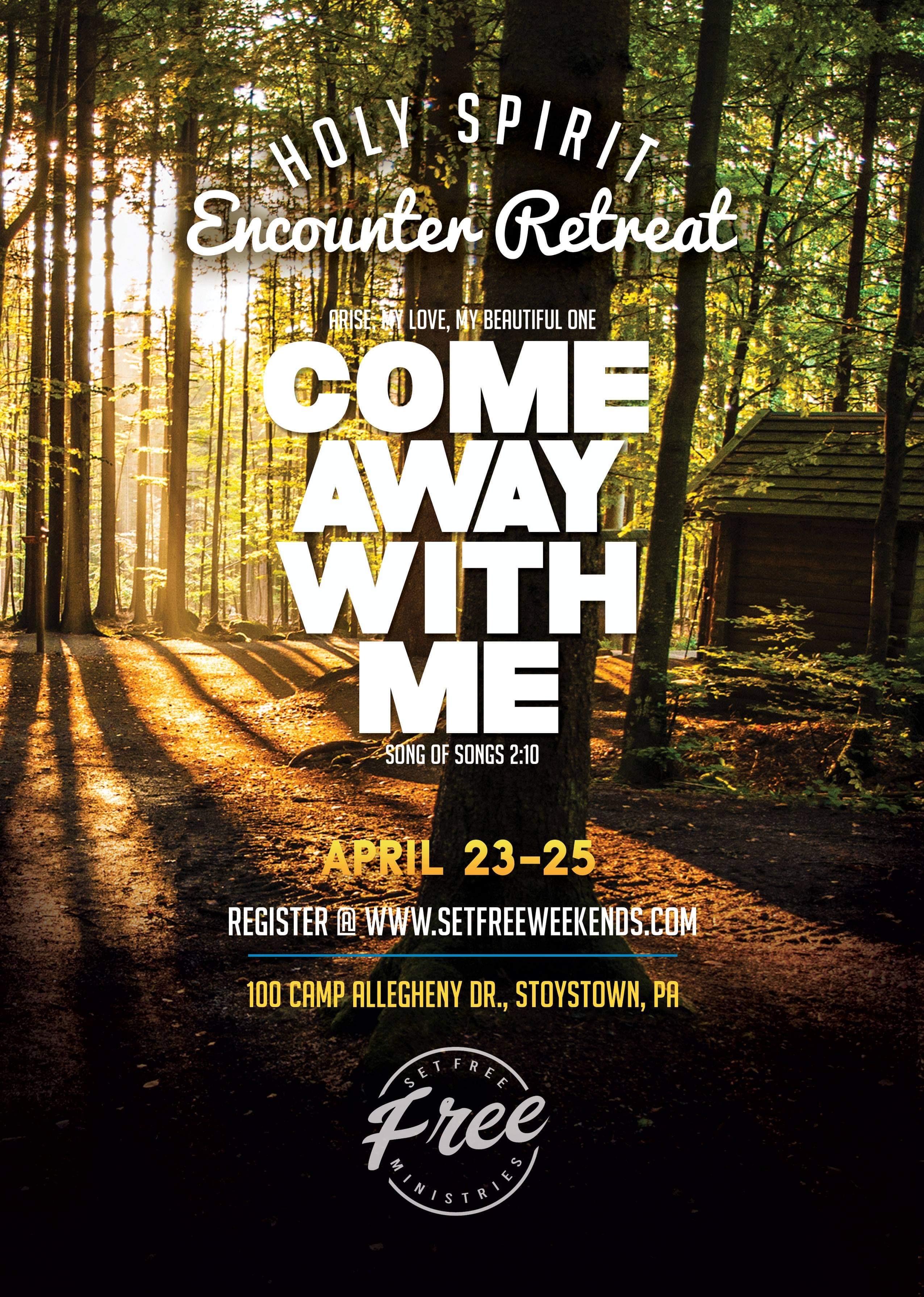 Holy Spirit Encounter Retreat